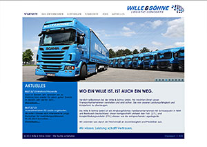 Spedition Wille & Söhne GmbH